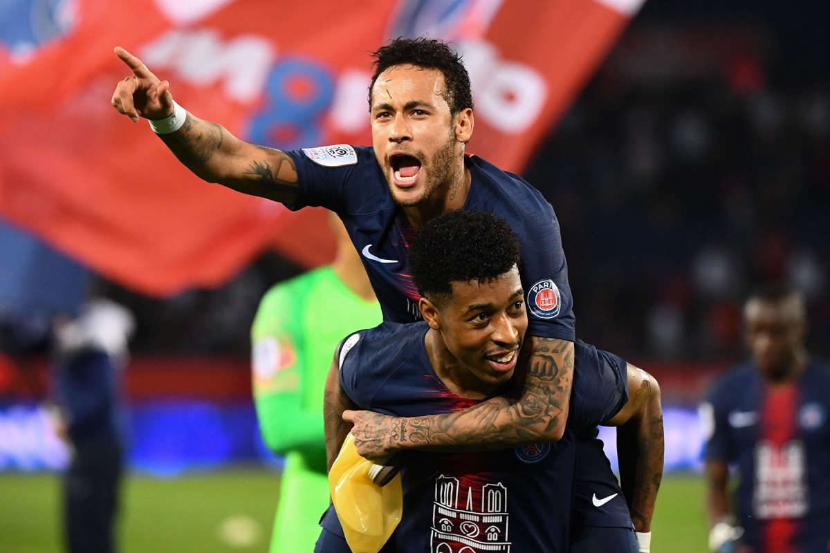 PSG Small Talk Podcast: Champions of France!